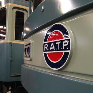 Un siècle de patrimoine roulant - la gare de triage de la RATP © Alexis bertrand