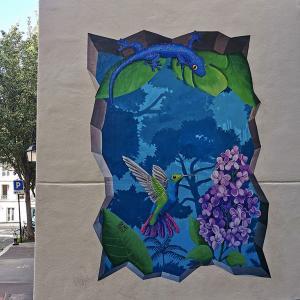 Street art - La Butte aux Cailles insolite et secrète
