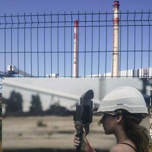 Points de vue sur la centrale EDF - Visite commentée rétrospective