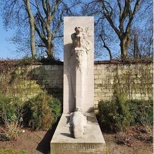 Flânerie littéraire au cimetière du Montparnasse