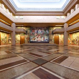 Histoire et architecture du Palais de la Porte Dorée
