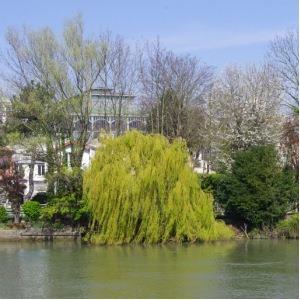 L'architecture des bords de Marne : du quartier Baltard à l'Ile de Beauté