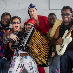 Croisière musicale avec Pachibaba - Festival Rhizomes