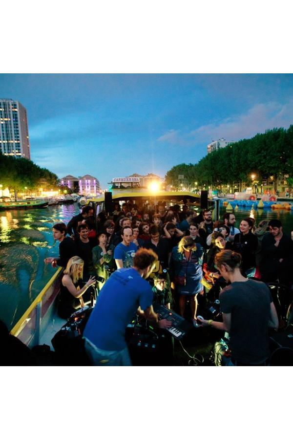 Croisi re et musique lectronique avec le collectif mu for Garage du canal frouzins