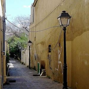 Autour de la rue des Vignoles
