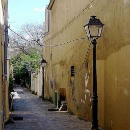 Autour de la rue des Vignoles, un vieux village rural et artisanal