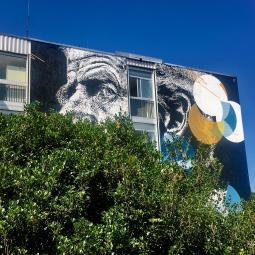 Croisière Street art : l'Eté du Canal présente Studio Harcourt
