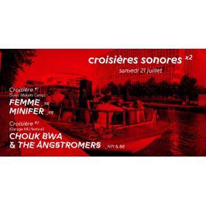Croisière live