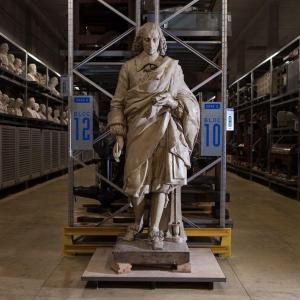 Réserves du Musée des arts et métiers - Journées du Patrimoine