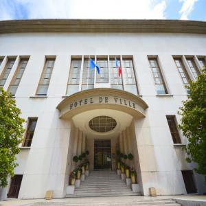Hôtel de ville de Boulogne-Billancourt
