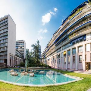 Le quartier du Point du jour et la résidence Fernand Pouillon de Boulogne-Billancourt