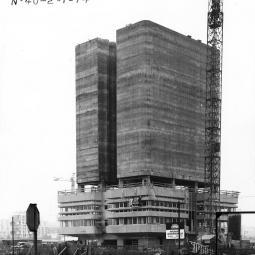 Le bâtiment des archives départementales 94  - Journées du patrimoine