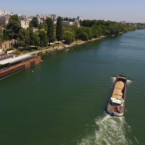 Randonnée Canal en Seine
