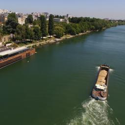 Randonnée Le canal en Seine