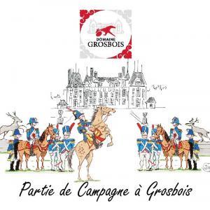 Visite commentée du Château de Grosbois - Journées du patrimoine