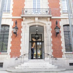 Portes ouvertes d'Esmod - Journées du patrimoine