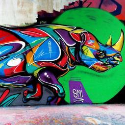 Atelier Graffiti et Calligraphie urbaine avec la Manufacture 111