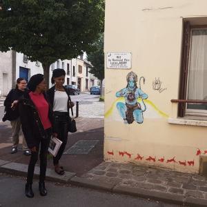 Passeurs de Culture : Histoires d'exil à Fontenay-sous-Bois