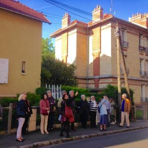 Partager la cité-jardin de Stains - Journées du patrimoine