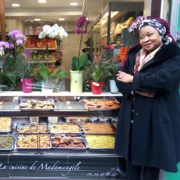 Culture brokers: The feminine exile in Ivry-sur-Seine