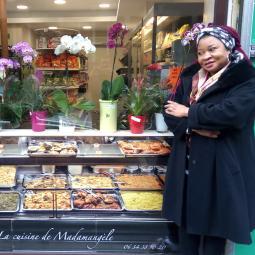 Passeurs de Culture : L'exil au féminin à Ivry-sur-Seine