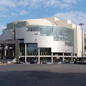 Architecture autour de l'Opéra Bastille et Gare de Lyon
