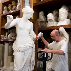 Les ateliers d'art de la Réunion des musées nationaux et du Grand Palais