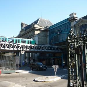Le quartier de l'IMA et de la Gare d'Austerlitz