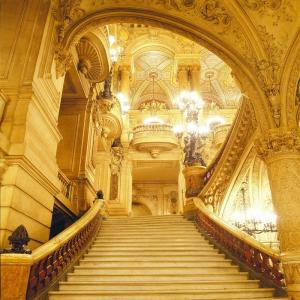 Le Palais Garnier, l'Opéra national de Paris