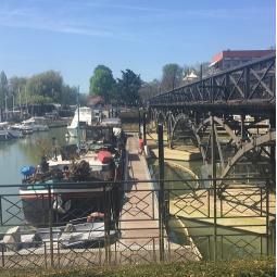 Nogent, de la Marne au centre-ville