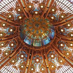 Les Galeries Lafayette Paris Haussmann : Histoire d'un Grand Magasin