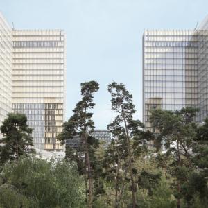 Dans les entrailles de la Bibliothèque François-Mitterrand (BnF)