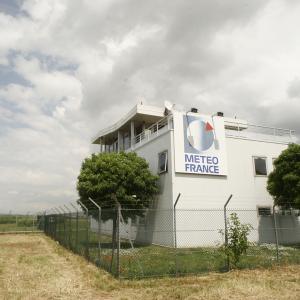 L'observatoire Météo France de l'aéroport d'Orly