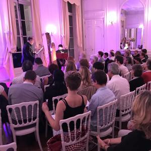 L'Ensemble Architecture et Musique joue Beethoven et Mozart au Chateau de Santeny