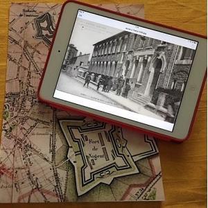 Sur les traces de la guerre 14-18 : traversée de Fontenay pour une visite numérique - Journées du Patrimoine