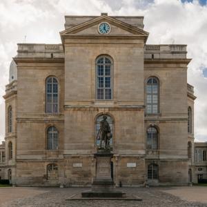 Le sytème métrique : une balade au jardin du Luxembourg