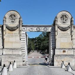 Le Père Lachaise, haut lieu de la Commune de Paris