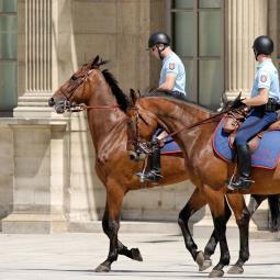 La Cavalerie de la Garde Républicaine