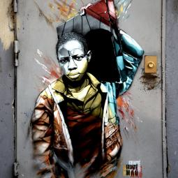 Saint-Denis, passion street-art