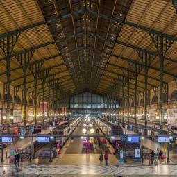 Randonnée découverte du passé ferroviaire, industriel et artisanal du 10ème arrdt de Paris