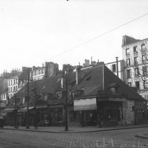 Le Faubourg Saint Antoine