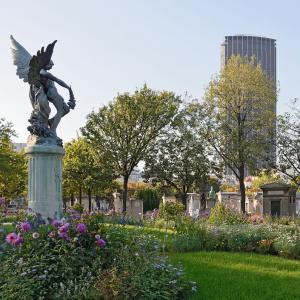 Cimetière de Montparnasse © Myrabella