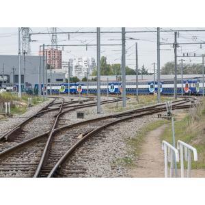 SNCF - Technicentre des Joncherolles : la maintenance des trains