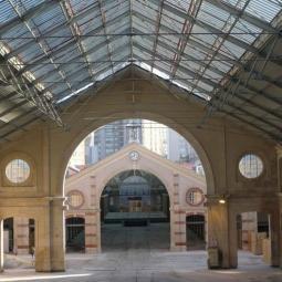 Visite déguidée au Centquatre-Paris