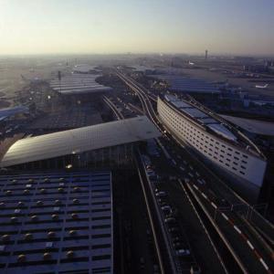 Visite de l'Aéroport Charles de Gaulle avec accès en zone de sûreté
