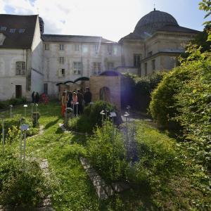 """""""Partage de culture"""" : ferme urbaine et musée d'art et d'histoire de Saint-Denis"""