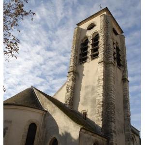 Eglise Saint-Saturnin de Champigny - Journées du Patrimoine