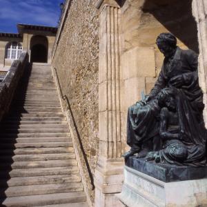 Balade historique au sein des Hôpitaux de Saint-Maurice
