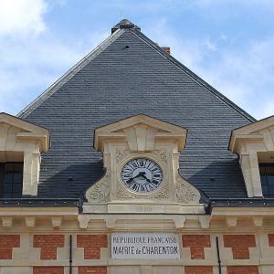 L'hôtel de ville de Charenton