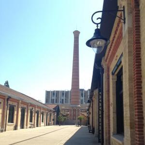 Balade+Brunch à la découverte du patrimoine industriel d'Aubervilliers